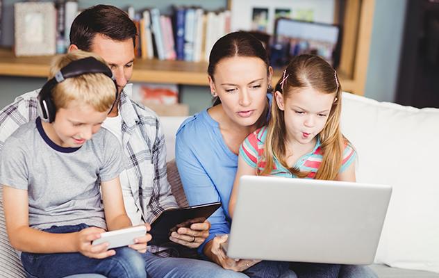 Padres Analógicos versus Hijos Digitales