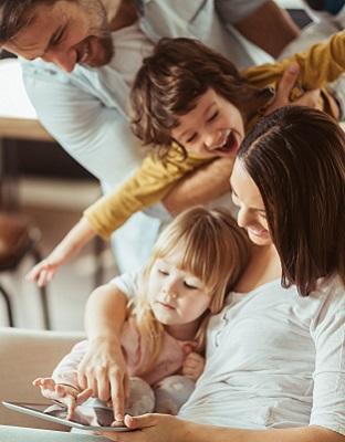16 pasos para la seguridad de las familias en Internet